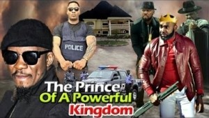 The Prince Of A Powerful Kingdom (jr pope) - 2019